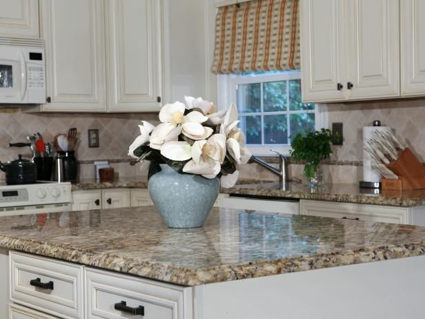 How To Install A Granite Kitchen Countertop | Countertop, Granite And  Granite Kitchen