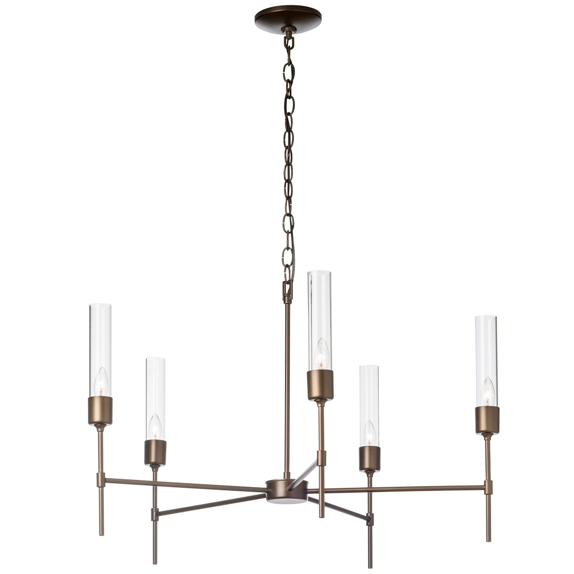 Vela Chandelier By Hubbardton Forge