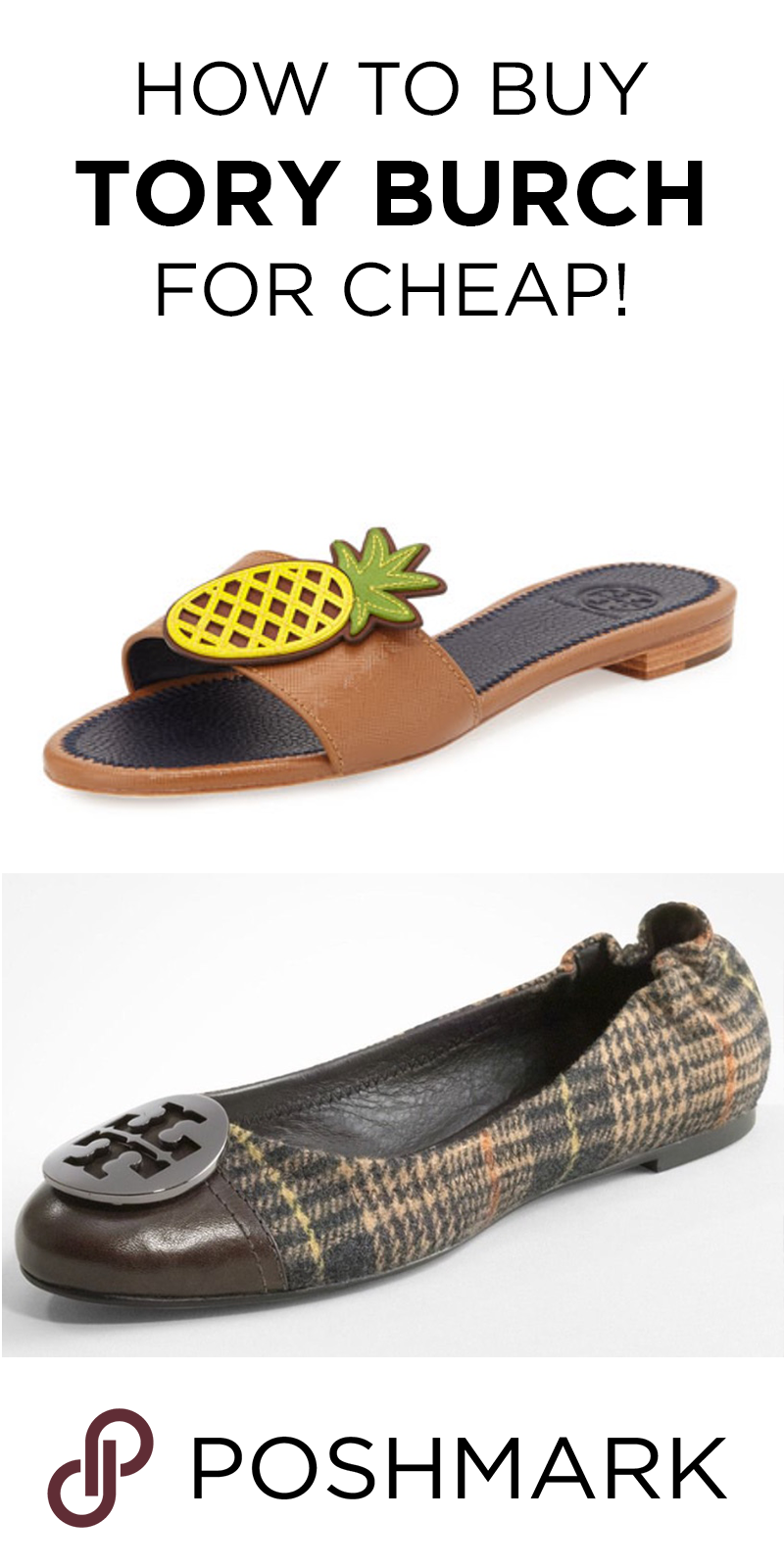3927952124b Get Tory Burch designer flats   sandals on SALE for up to 70% off on ...