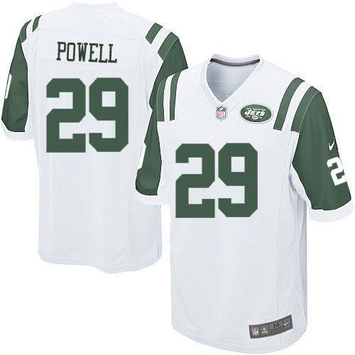 Bilal Powell NFL Jersey
