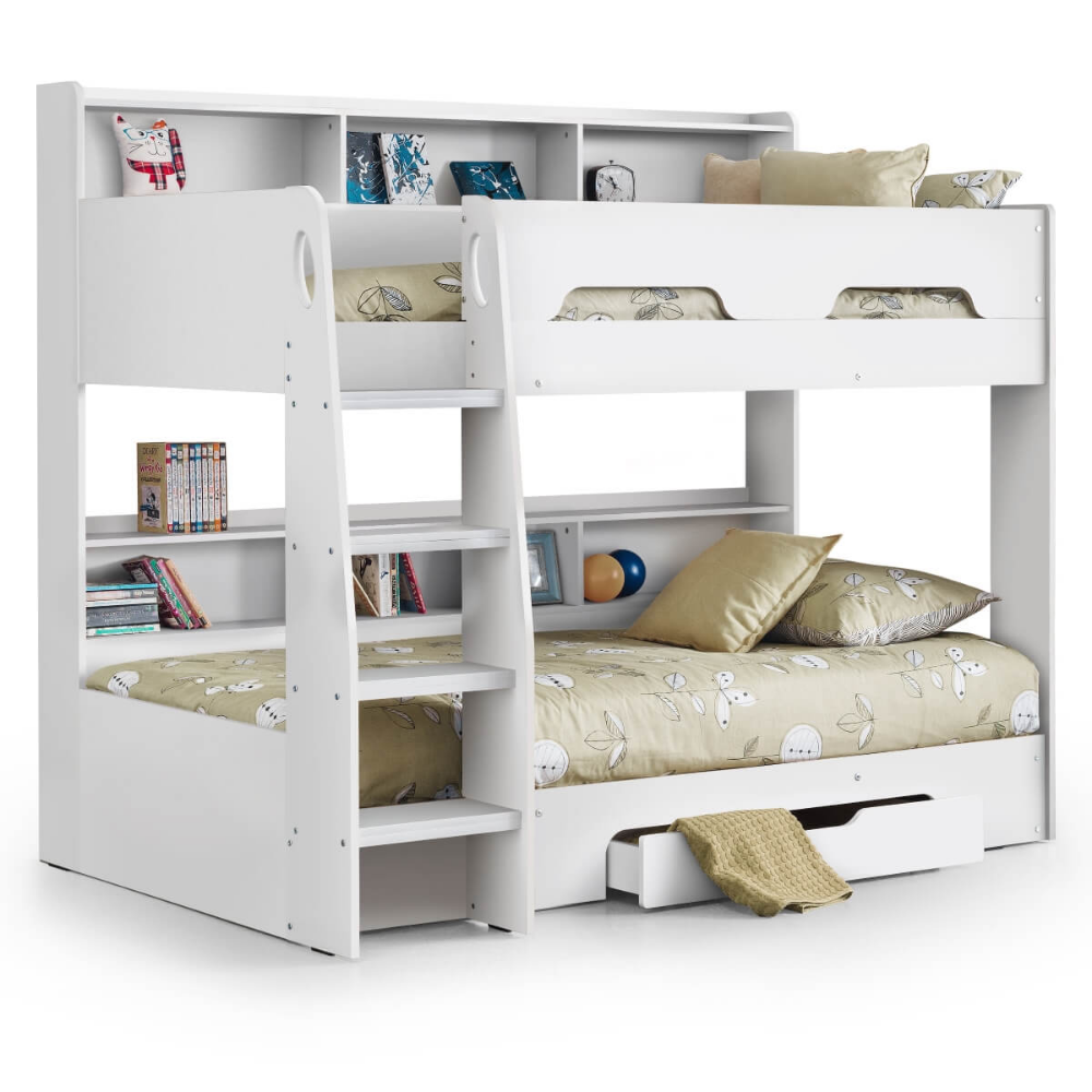 bunk beds Google Search White wooden bunk beds, Bunk