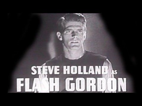 Space hero Flash Gordon battles space monsters and aliens who threaten the Universe..