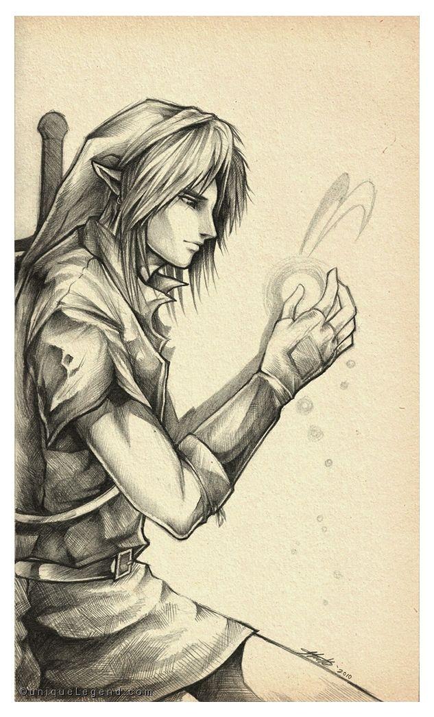 UniqueLegend   zelda   Pinterest   Zelda, Videojuegos y Cómics