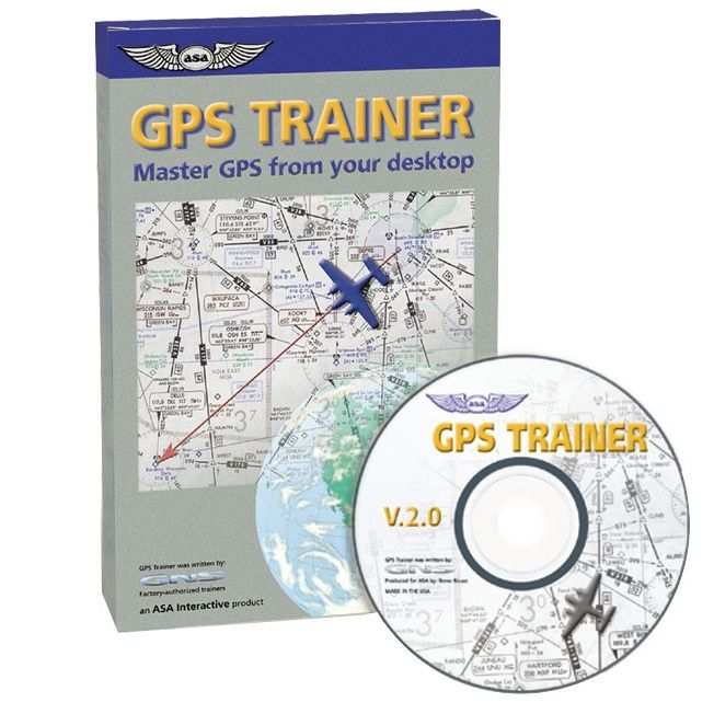 ASA Garmin GN430/530 GPS Training Software