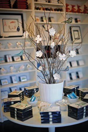 Elegant greeting card display GIFT SHOP Magazine | Display ...