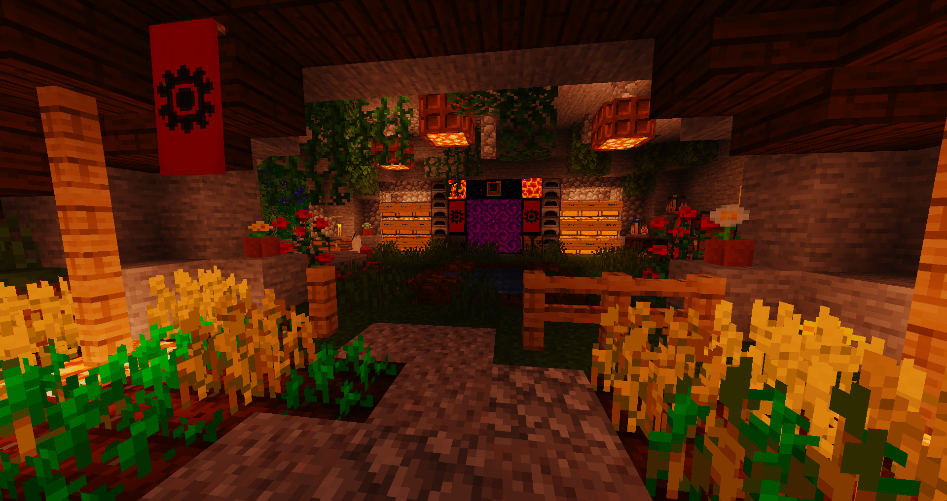 Can my cave house built in Minecraft count as cozy?  Minecraft