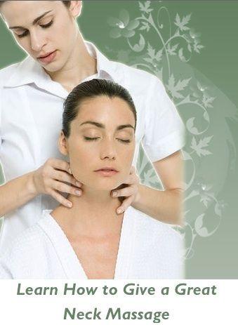 Stiff Neck? Try This Self Neck Massage! | Neck massage ...
