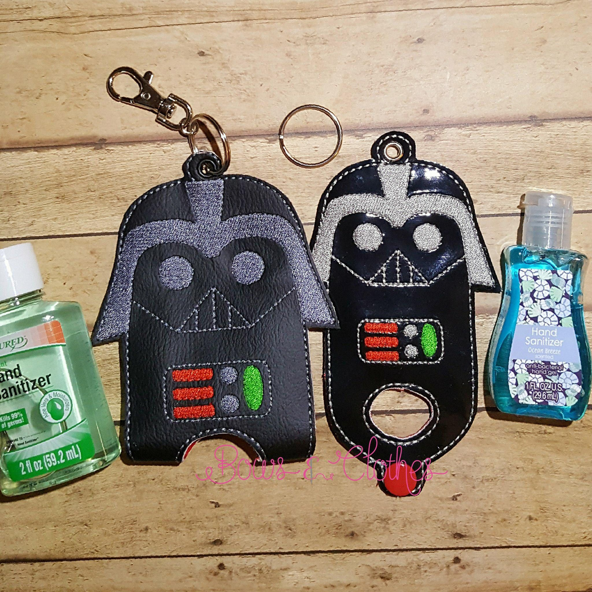 Sale Hand Sanitizer Hand Sanitizer Holder Machine Embroidery