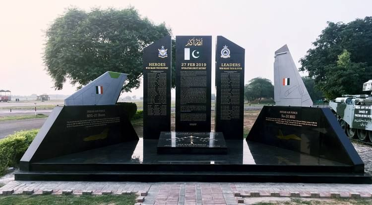 Operation Swift Retort Memorial At Paf Base Sargodha With Images