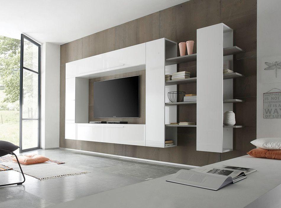 Image By Mig Furniture Design Inc  Tv Unit  Pinterest  Tv Enchanting Design For Wall Unit In Living Room Decorating Inspiration