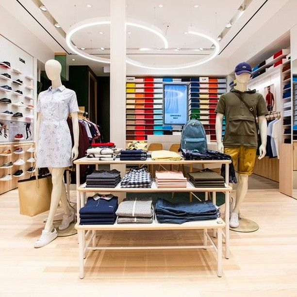 420b8ca2b Lacoste Launches New Global Concept Store Design in Canada The company  plans to operate three new flagships in Canadas three largest cities.