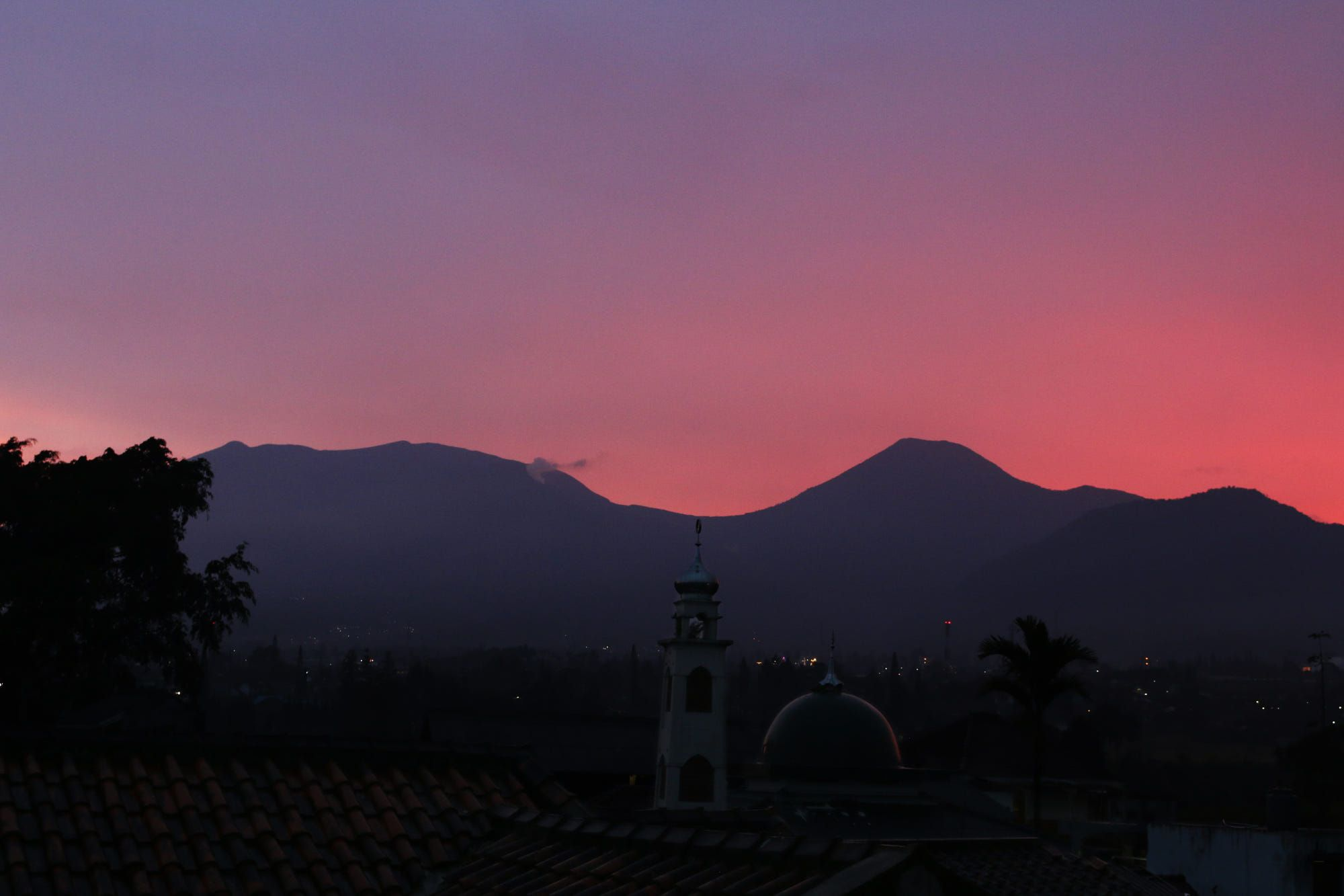 Mount Gede Pangrango Foto Alam Alam Firdaus