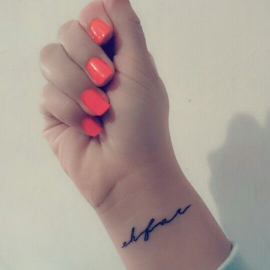 Tattoo Quotes Everything Happens For A Reason: (ehfar) Everything Happens For A Reason