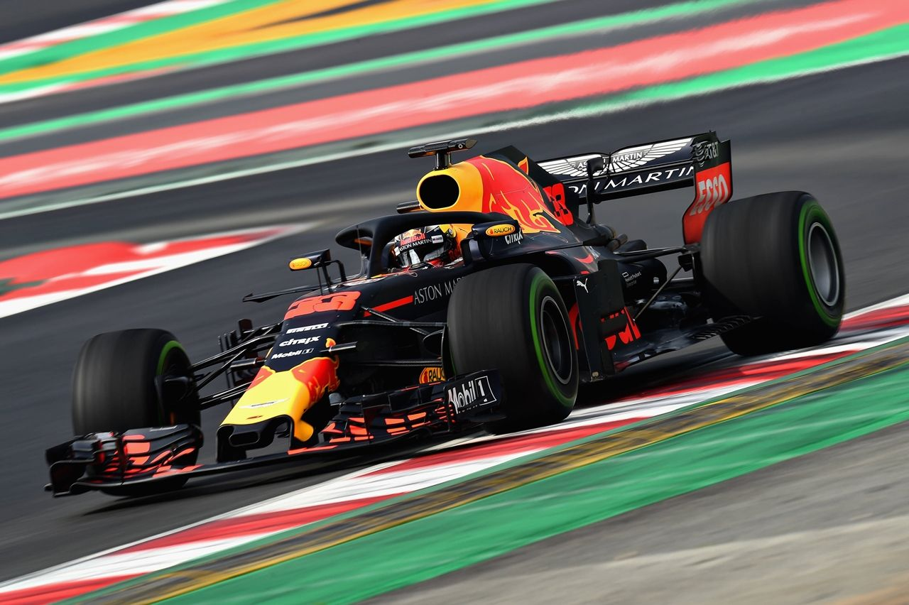 0574072c64230 2018 Red Bull RB14 - TAG Heuer (Max Verstappen)