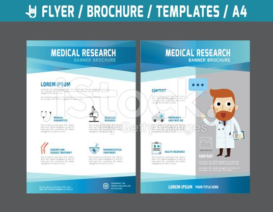 medical brochure templates - Google Search Handouts Pinterest