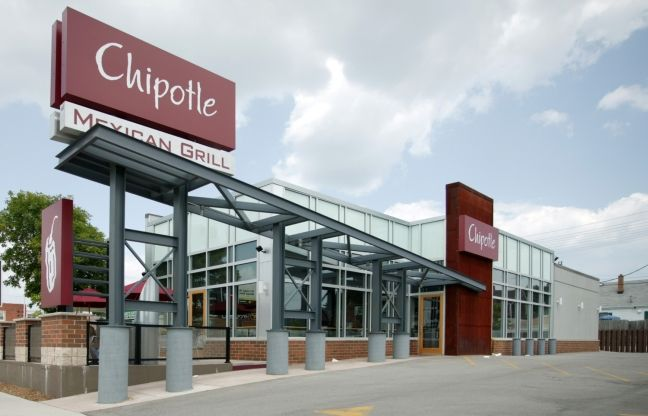NEW LISTING Chipotle (NYSE CMG) Milwaukee Recent 10 Year - lease extension agreement