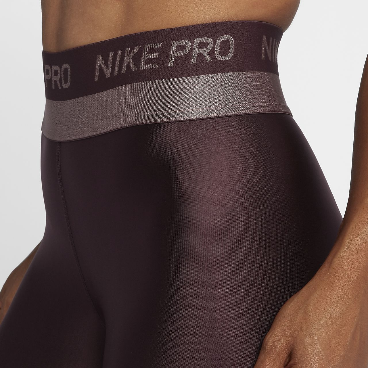 online for sale look out for cheap prices Nike Pro Hypercool Damen-Trainings-Tights | NIKE⎪METALLIC ...