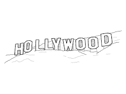 Hollywood Sign Illustrations Google Search Hollywood Sign Hollywood Signs