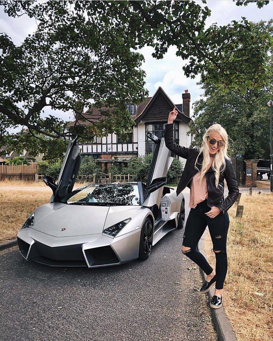 Super Car Blondie Supercarblonde Cars Car Supercarblondie Carsofinstagra Super Cars Luxury Cars Lamborghini Reventon