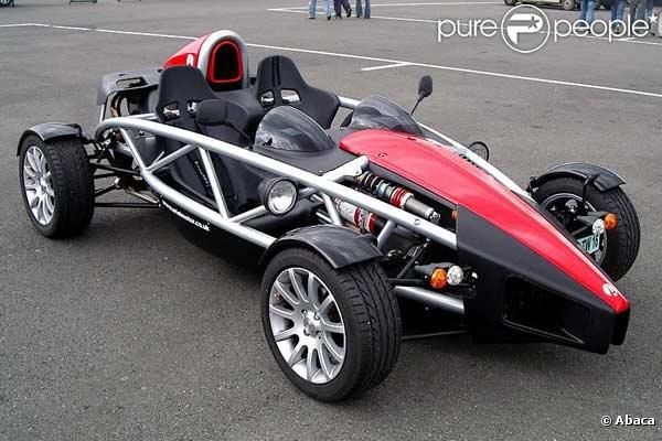 Arial Atom Electric Cars Hot Concept Ariel Transportation