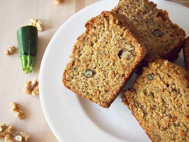 carrot zucchini bread  recipe  bread zucchini bread