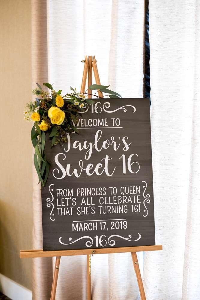 Lieben des Tafelzeichens an dieser Geburtstagsfeier des Bonbons 16 !! Weitere Partyideen ... - #Bonbons #des #dieser #Geburtstagsfeier #lieben #PartyIdeen #Tafelzeichens #weitere #sweet16birthdayparty
