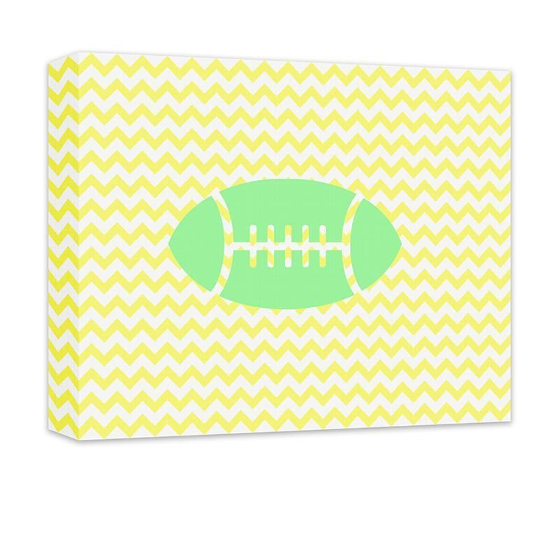 Football Children\'s Canvas Wall Art | Football, Canvases and Children