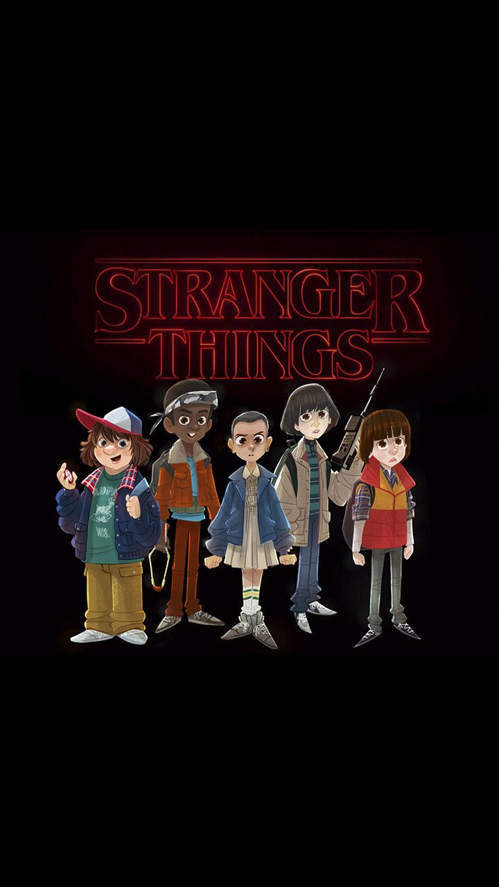 Resultado de imagen de tumblr stranger things wallpaper for Fondo de pantalla stranger things