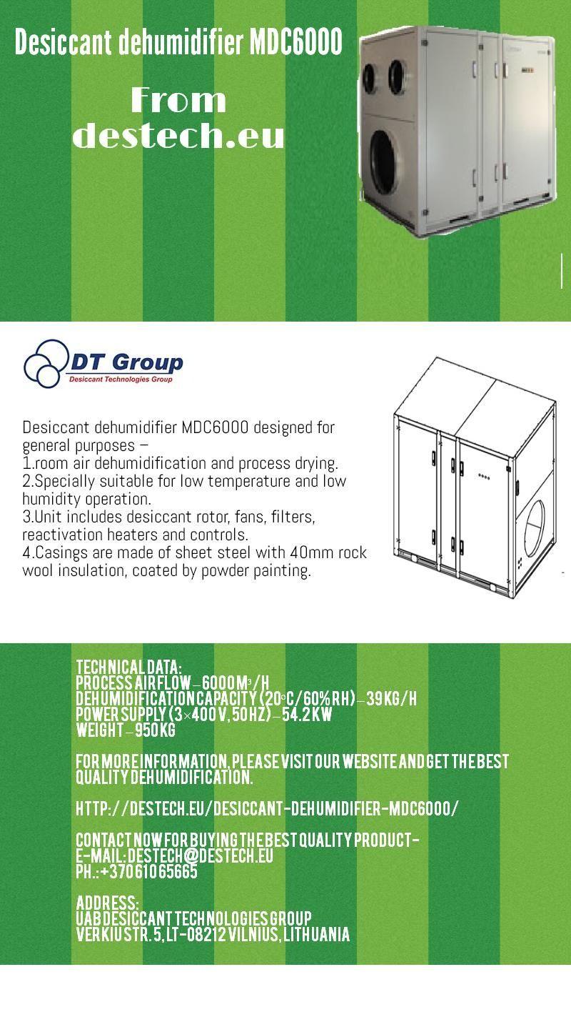 desiccant dehumidifier manufacturer Dehumidifiers