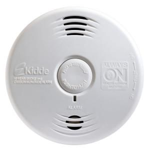 Kidde 10 Year Worry Free Sealed Battery Smoke And Carbon Monoxide Combination Detector With Voice Alarm 21027454 The Home Depot Smoke Alarms Alarm Carbon Monoxide Alarms