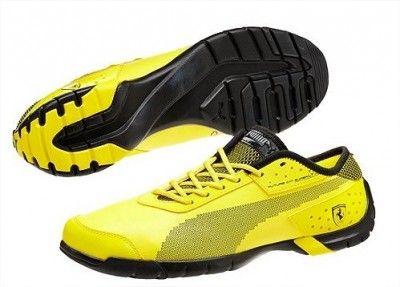 Tênis Puma Men s Ferrari Future Cat Super LT SL Men s Shoes Vibrant Yellow  Black  Tênis  Puma 5bc07a73ecd