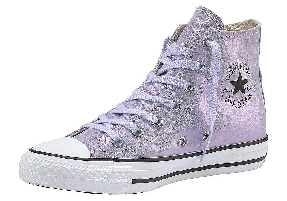 Converse Sneaker »Chuck Taylor All Star Hi Shiny Pack« per Rechnung | BAUR