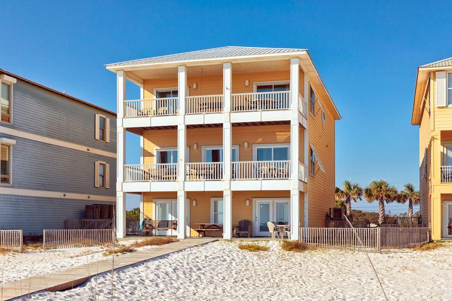 Excellent Orange Beach Al Gulf Shores Al Sleeps 21 Kaiser Realty Download Free Architecture Designs Intelgarnamadebymaigaardcom