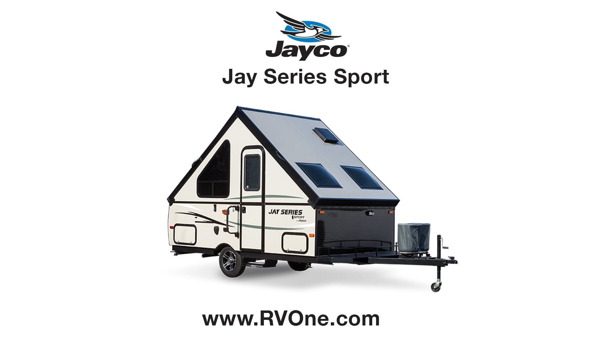 Jayco Jay Series A Frame Camping Trailer | RV/Campers | Pinterest ...