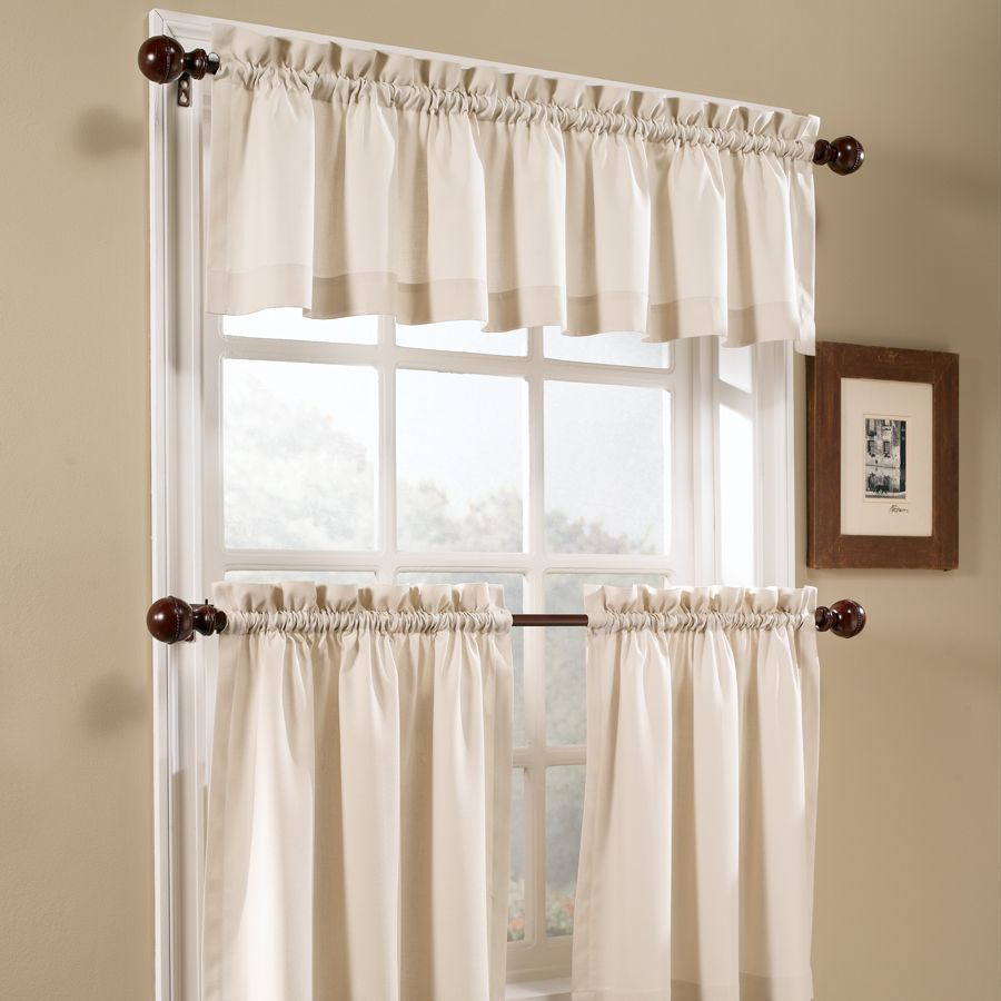 Curtain Designs For Kitchen Windows: Kitchen Window Curtains Sheer