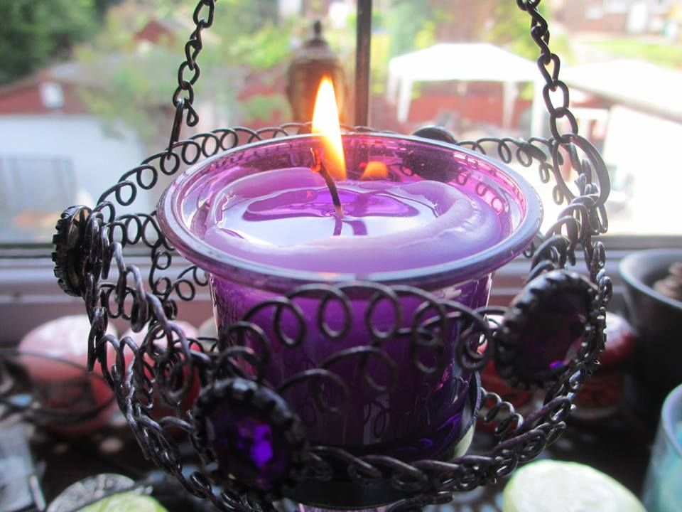 Pin by Giedre Ozolaite on BOHEMIAN Purple candles