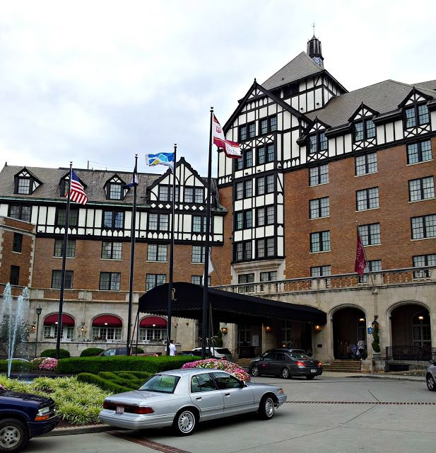 Pack Your Bags: The Hotel Roanoke in Roanoke, Va