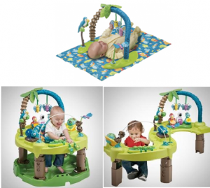 9f5644353 Evenflo Exersaucer Triple Entertainer Fun Active Learning Center ...