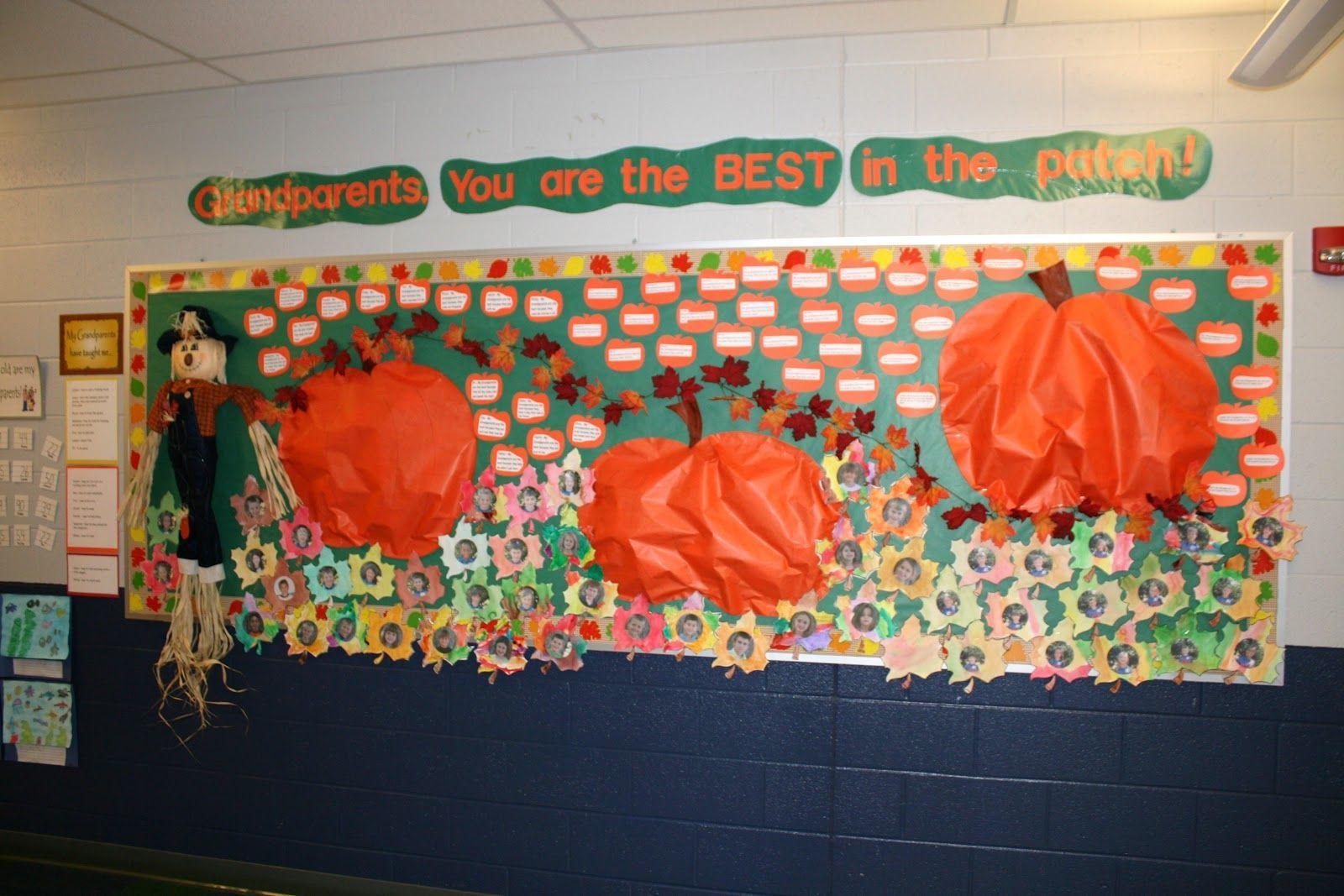 First Day Bulletin Boards | Mrs. Butterfield's First Grade: Pumpkin Patch Bulletin Board #pumpkinpatchbulletinboard First Day Bulletin Boards | Mrs. Butterfield's First Grade: Pumpkin Patch Bulletin Board #pumpkinpatchbulletinboard