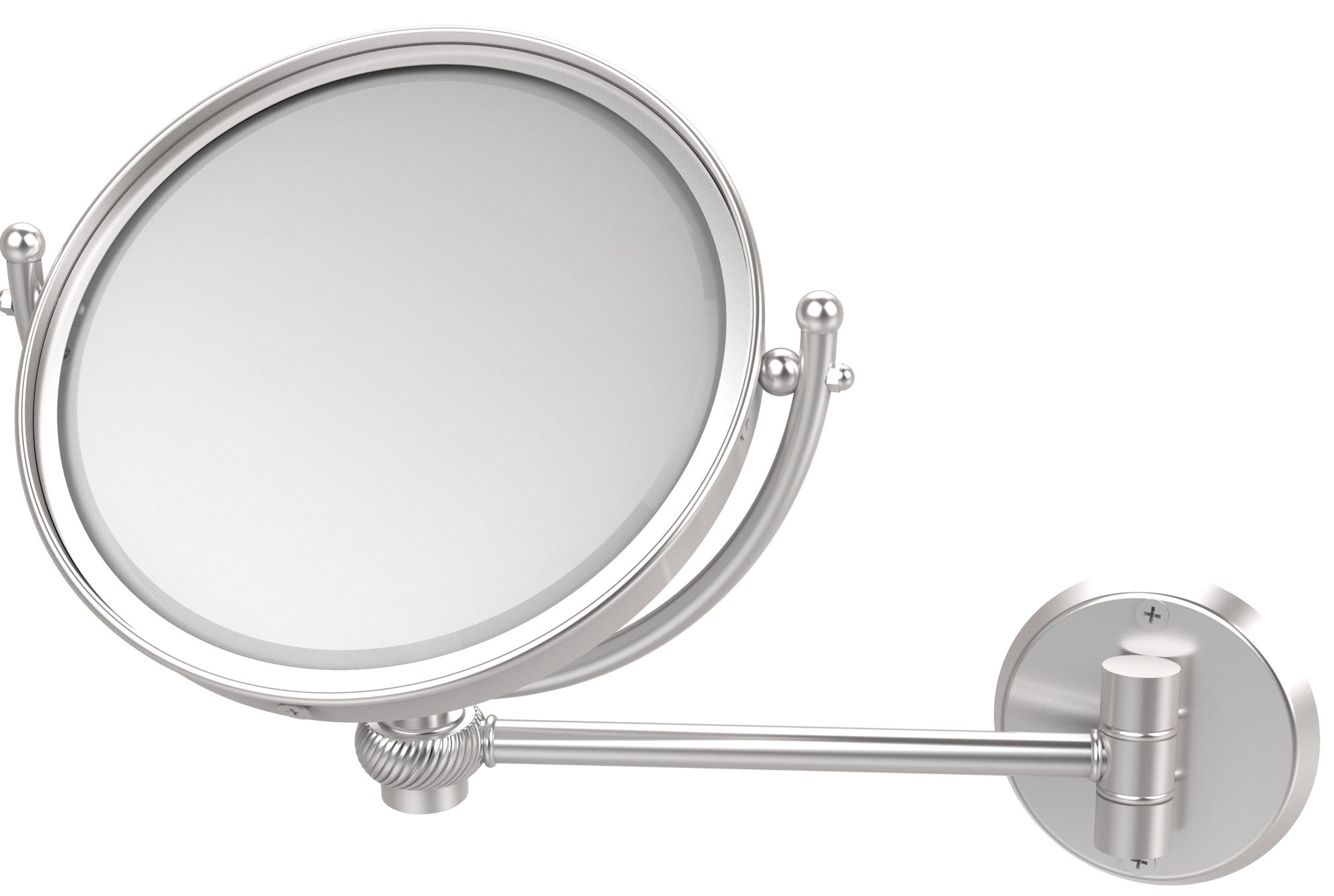 Modern & Contemporary Magnifying Makeup/Shaving Mirror