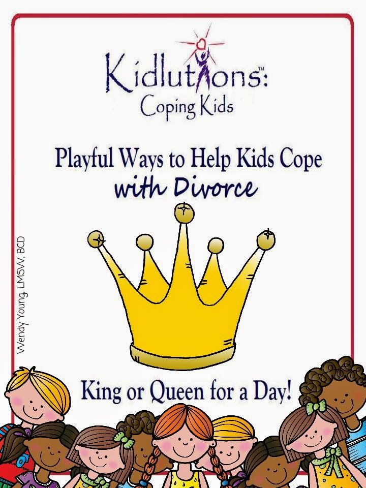 """""""Spin-Doctor Parenting"""": Playful Ways to Help Kids Cope with Divorce"""