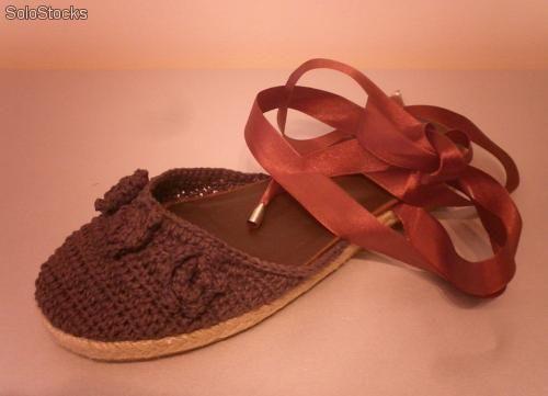 sandalias de crochet - Buscar con Google
