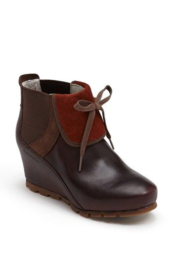 ff45393635a Merrell  Eve  Wedge Bootie