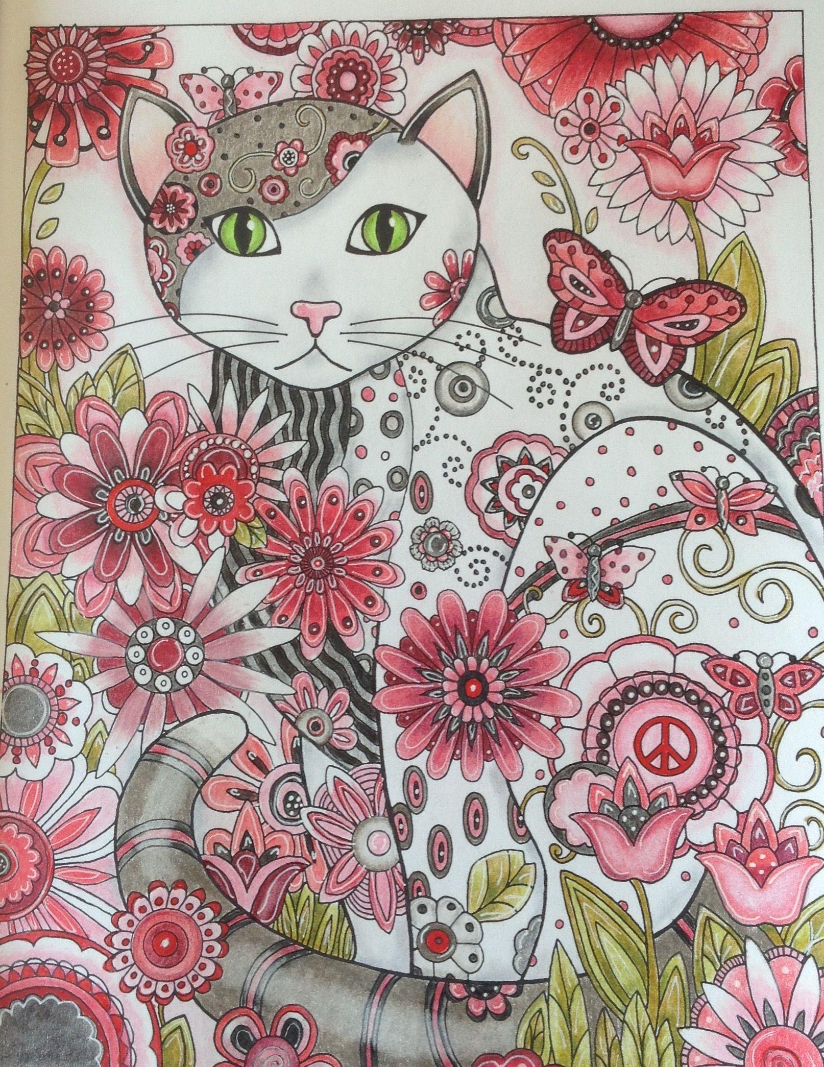 Enjoy wackyhabitat curated cute cat art just for fun and sharing