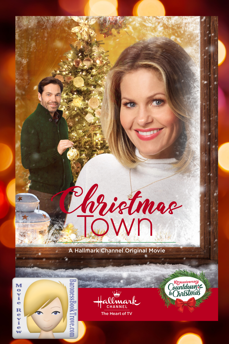 Christmas Town Baroness Book Trove In 2020 Hallmark Christmas Movies Hallmark Channel Christmas Movies Christmas Movies