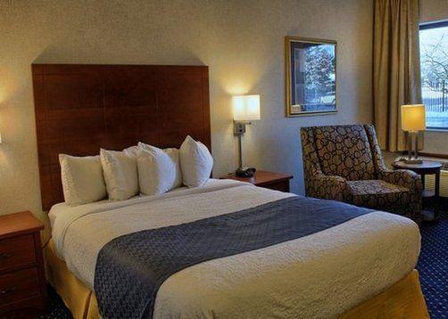 Quality Inn - Auburn Hills - $79 king, breakfast