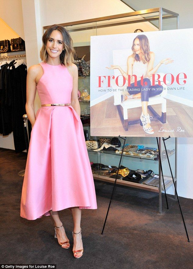 Noelle Reno and Louise Roe let their hair down at LA book launch ...