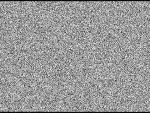 Careful To Turn The Sound Down Really Obnoxious Television Snow Example White Noise Noise Tv Static