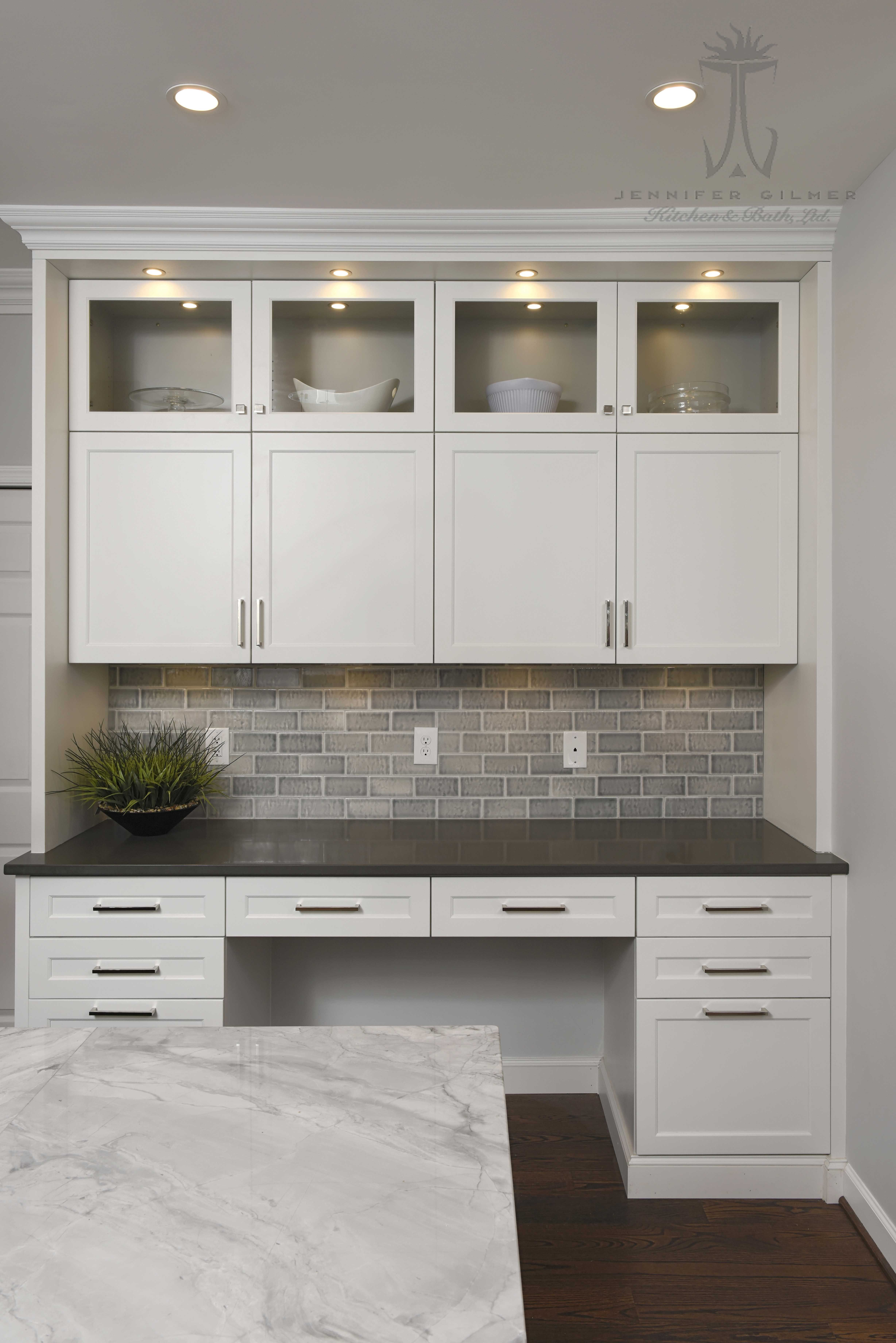 Kitchen Design By #PaulBentham4JenniferGilmer In Bethesda, Maryland  Features Top Knobs M1825 Square Bar Pulls