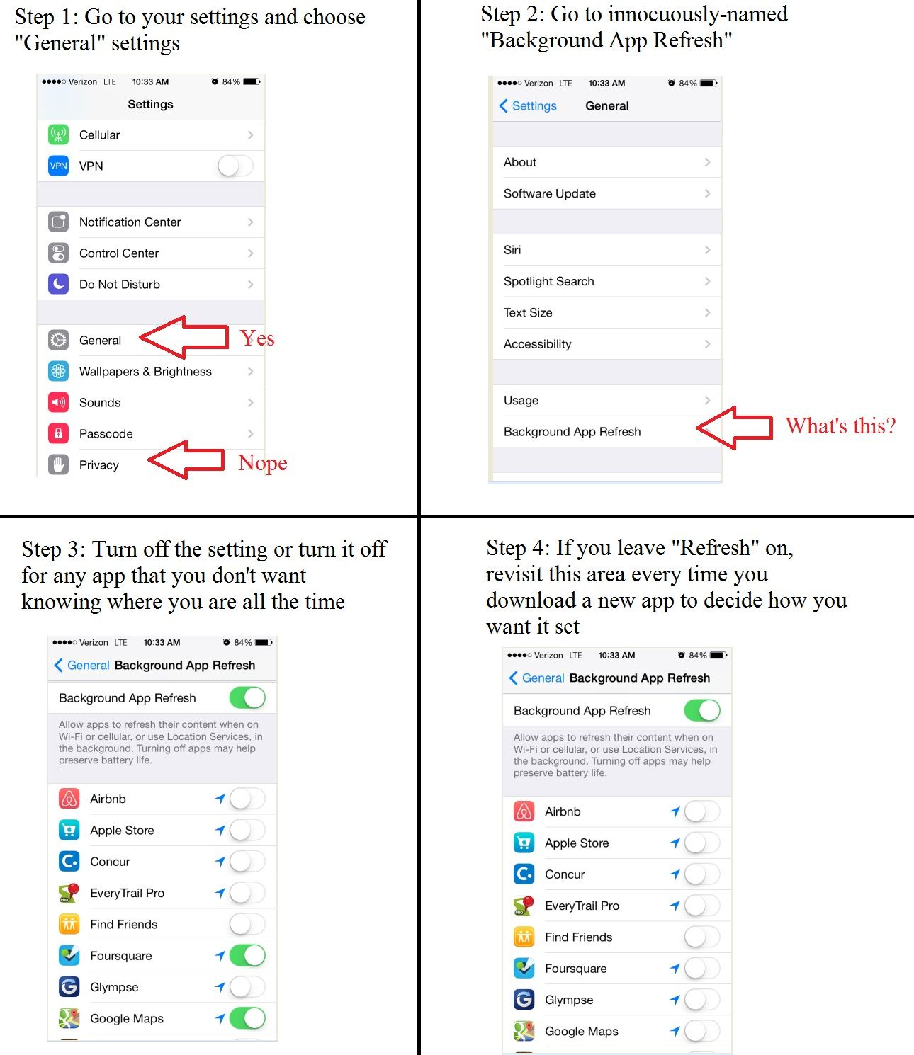 Change This iPhone Setting To Stop Closed Apps From